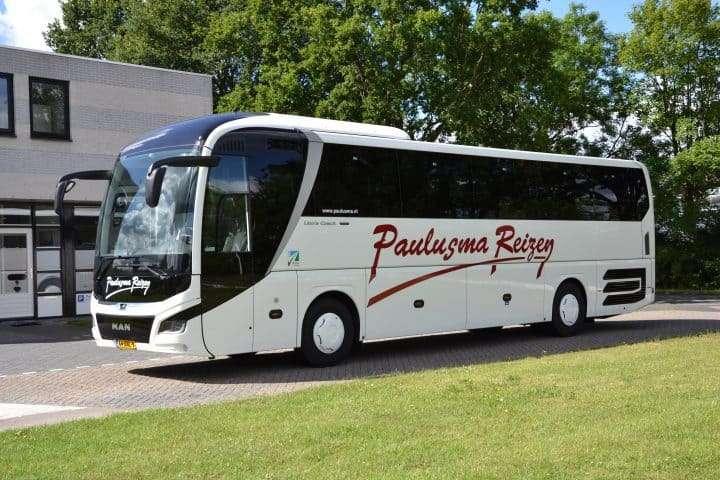 Luxe midibus (max. 34 personen) Swel
