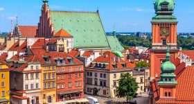 Polen Warschau plein scaled