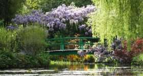 Frankrijk Giverny Claude Monet scaled