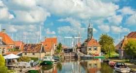 Nederland Hindeloopen