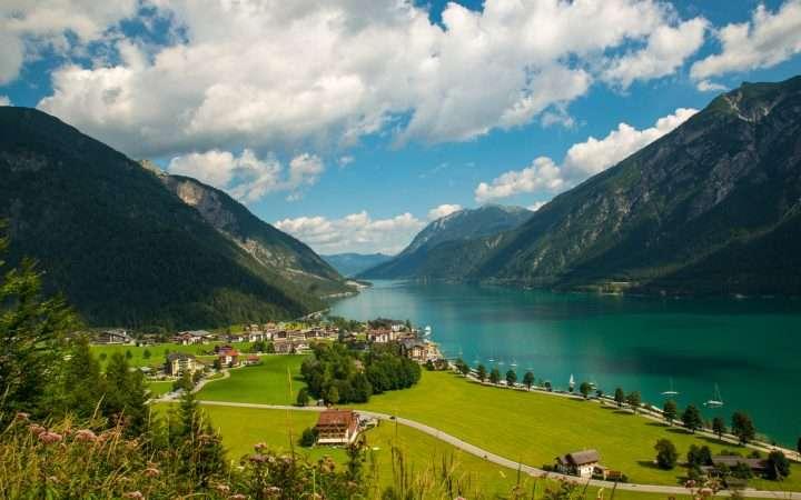 Oostenrijk Achensee