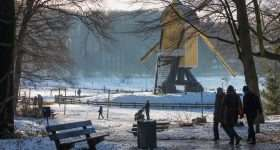 Arnhem winter 1