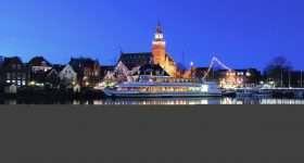 Duitsland Leer Warsteiner met kerst scaled